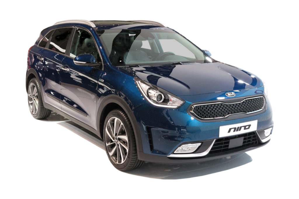 Kia e-Niro Electric Car