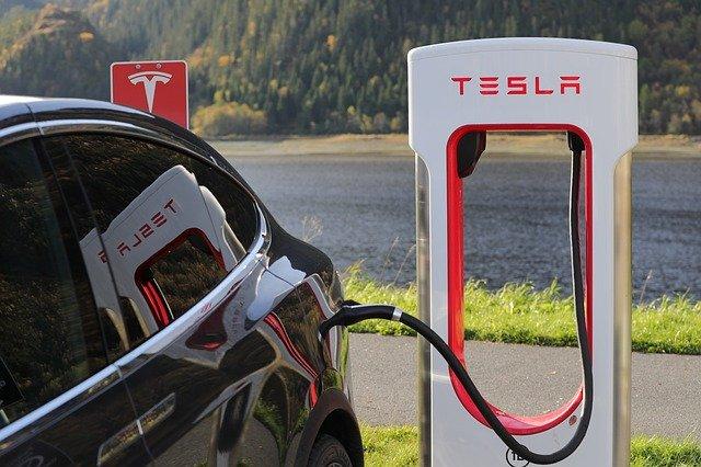 Tesla Public Charging stations